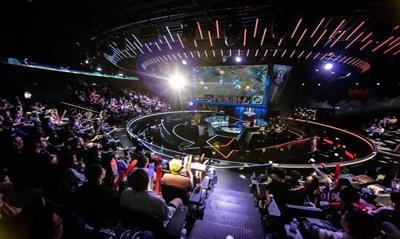 LCK春季决赛吸引288万同时在线,逾八成来自海外