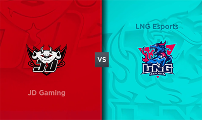 LNG 2:1击败JDG,拿下夏季赛主场开门红