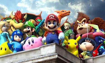 任天堂E3发布会,超多内容企鹅电竞主播带你速看