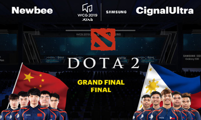 WCG2019世界总决赛落幕:中国代表队收获10枚奖牌