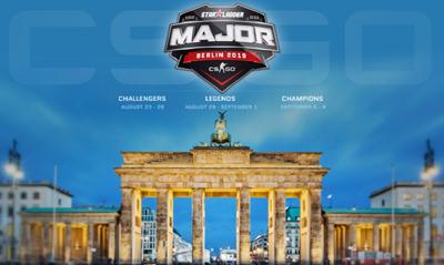 柏林Major新挑战者组赛程出炉 TYLOO首战G2
