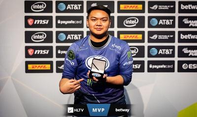 猛兽出击 Brehze荣膺ESL One纽约站MVP