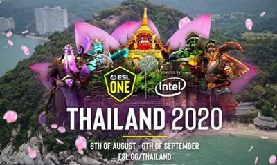 EG宣布缺席ESL One泰国站,QC、CR4ZY参赛