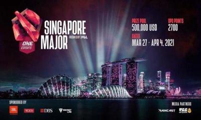国外解说讨论新加坡Major:防疫措施太简单