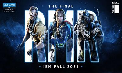 ESL宣布IEM 秋季赛将采用最新游戏版本