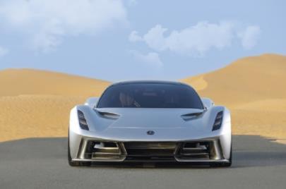 售价1467万元起 路特斯首款超跑即将迎来中国首秀