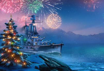 《战舰世界》