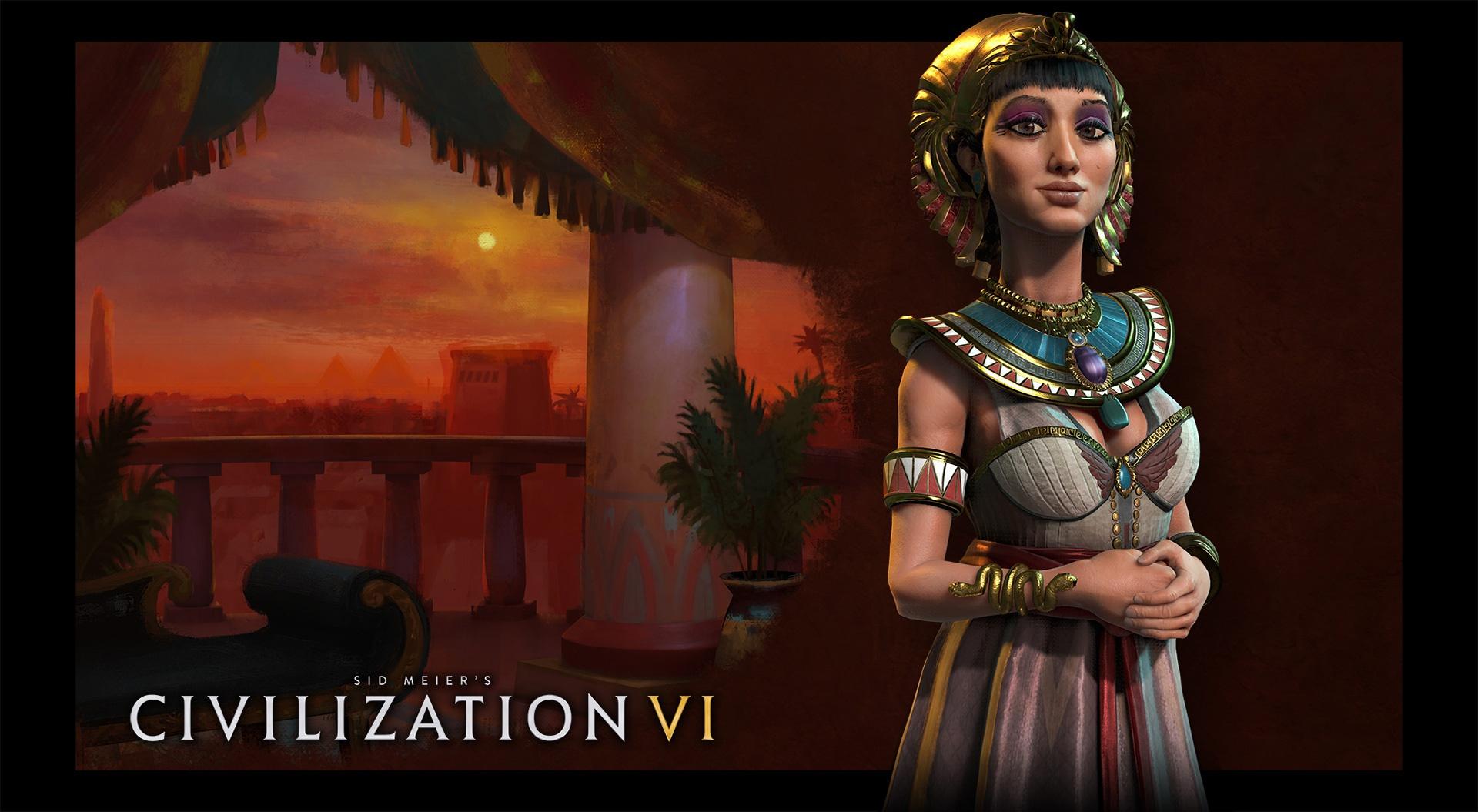 《文明6》高清截图