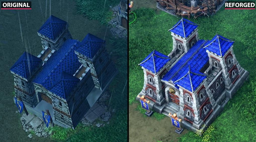 《魔兽争霸III:重制版》:匠心入微,细节之处重铸经典