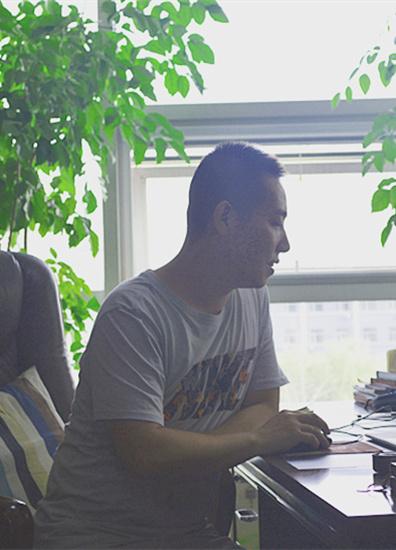锐力音乐CEO周锐