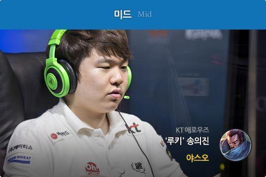 S9人物志:你可以永远相信宋义进选手——Rookie