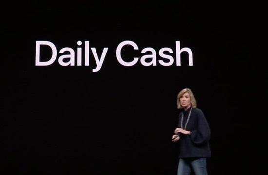 Apple Card提供Daily Cash返现福利