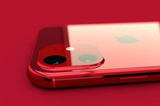 后双摄+5配色:2019版2代iPhone XR渲染图曝光
