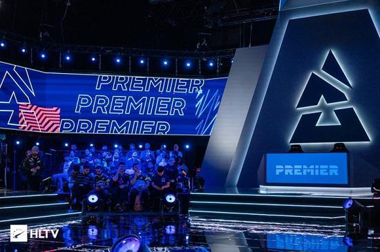 NA vs EU BLAST秋季赛公布完整邀请名单