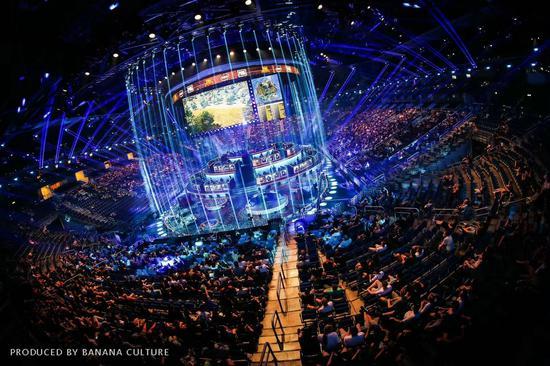 首场由中国电竞公司打造的世界顶级赛事PGI2018在柏林打响