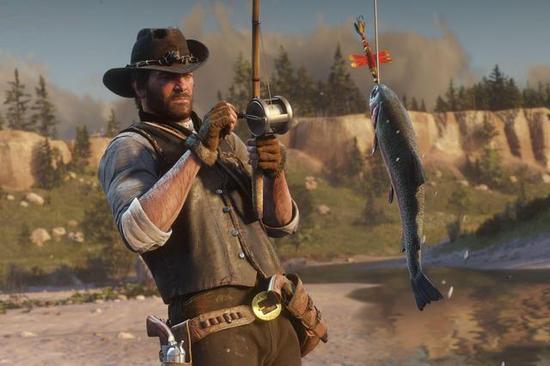 能钓鱼的游戏,就是好游戏
