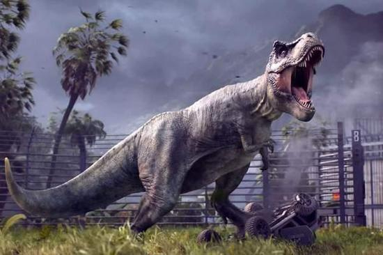 《侏羅紀世界:進化》新DLC將發布 恐龍要從從火山爆發的島嶼撤離