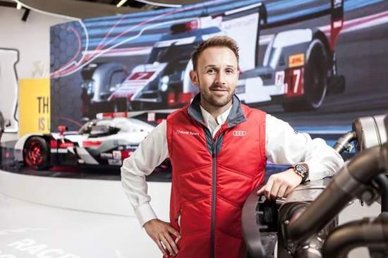 《赛车计划》系列专业顾问Rene Rast