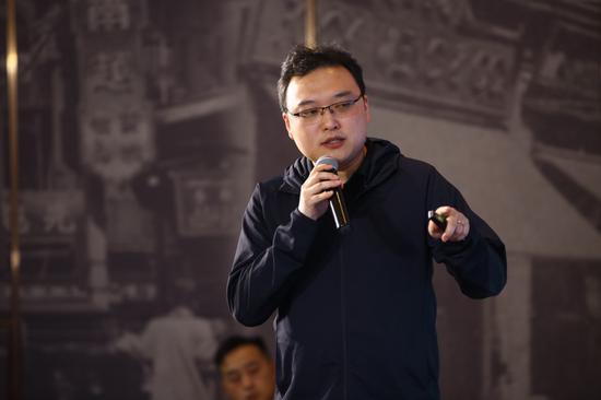 雷蛇THX中國區總經理吳浩分享