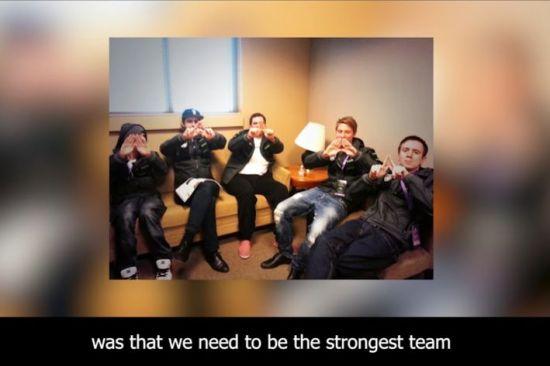 【蜗牛电竞】Loda回忆TI3:我们有信心成为最最强