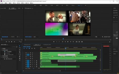 使用Adobe Premiere Pro处理高分辨率素材是对硬件性能的一大考验