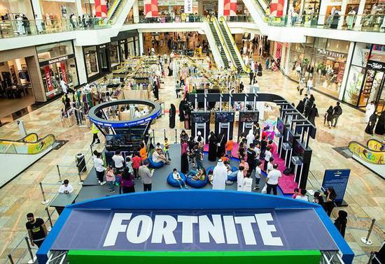 机遇:中东游戏市场的快速崛起