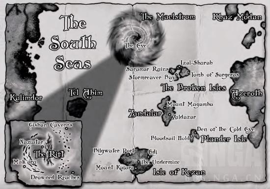 暴雪游戏美工John Staats:魔兽世界背后的故事