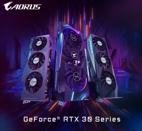 《【煜星平台网站】技嘉GeForce RTX 30系列显卡开售,限时附赠暴雪点卡大礼包》