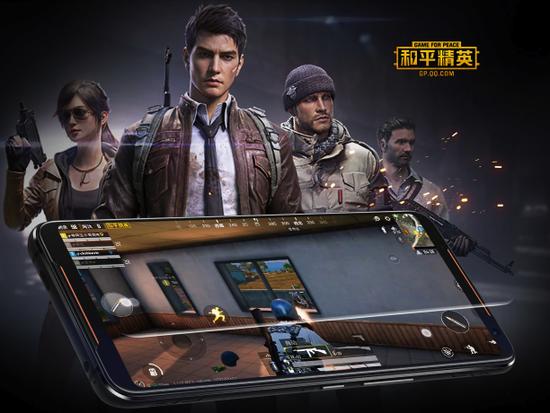 ROG手机2为游戏而生,120Hz高帧