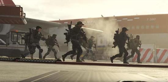 《全境封锁2》明天更新全新内容-8人大型副本