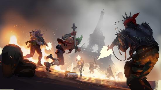《守望先锋》设计师:毁灭之拳将成故事发展线索