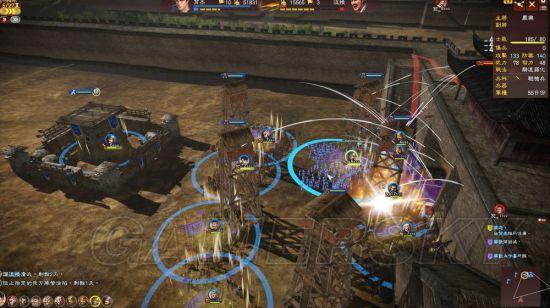 《三国志13》守城1攻略_单机游戏_攻略秘籍_新一款忍者通关游戏两人图片
