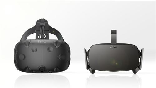 VR,Vive,Rift最新图片