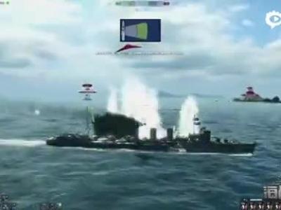 续写海战传奇 《海战世界》新版本视频