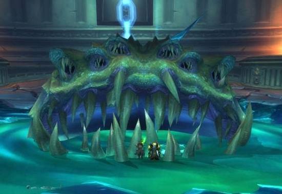 魔兽世界杂谈:上古之神到底有多可怕呢