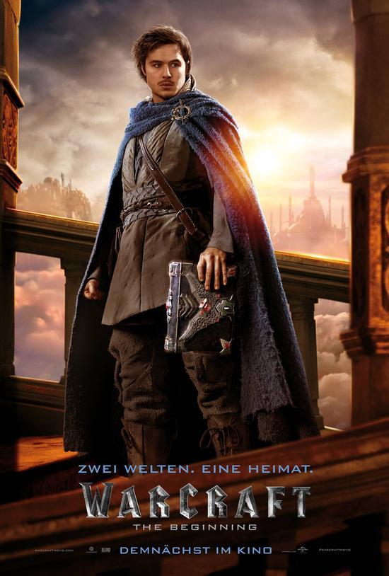 洛萨之子成员,星界法师麦迪文(就是另一款法师皮肤)的唯一学徒,守望堡