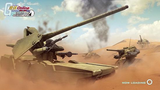技术流的试炼《机动战士敢达OL》限定战介绍