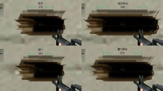 手绘m4a1