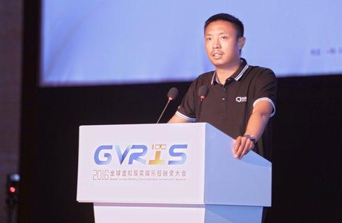 联络互动何志涛:构建联络VR生态