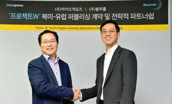 "Tera开发商公布3A网游新作!代号""Project W"""