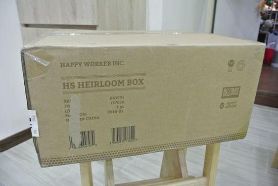 细节超级好评,《炉石传说》收藏纪念盒开箱图