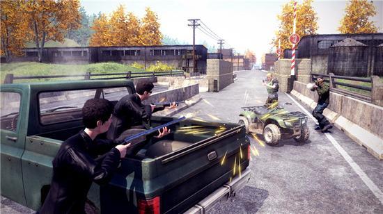 《H1Z1》奇葩系统:给其他玩家赏金追杀自己