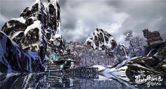 图片: 图2+新地图冰火集-冰川场景.jpg