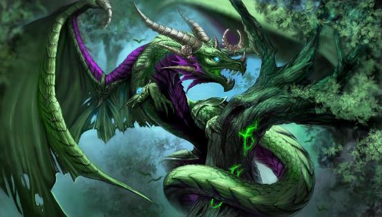 魔兽世界7.1版本最强十大BOSS 你被海拉秒过吗?