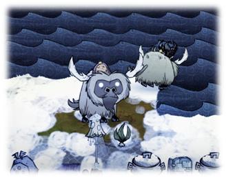攻略:驯养版驯牛全攻略皮弗娄牛的正确联机姿游戏饥荒皇帝图片