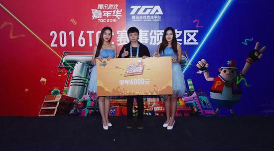 QQ飞车全民争霸赛TGC2016总决赛 极速激情不容错过