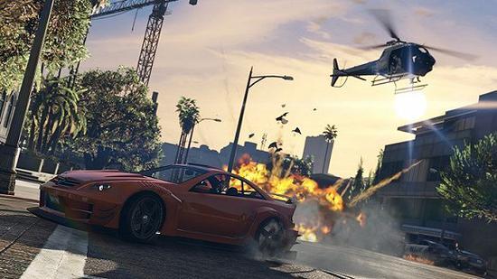《侠盗猎车手Online》大受欢迎表明,在线游戏模式也能拥有精心设计的故事情节。
