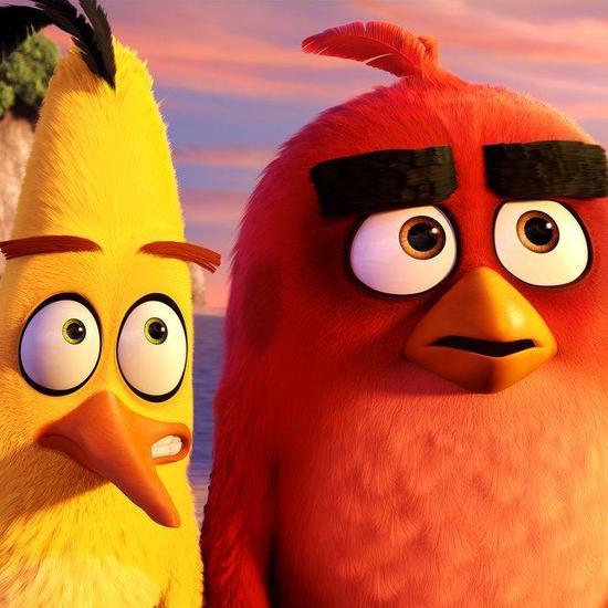 2.《愤怒的小鸟》(2016)