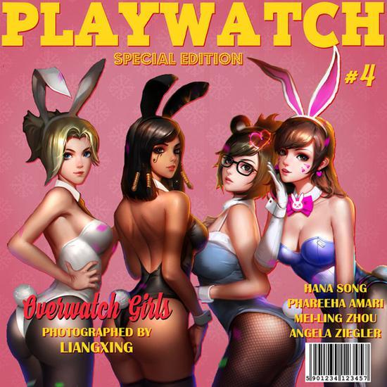 playwatch封面