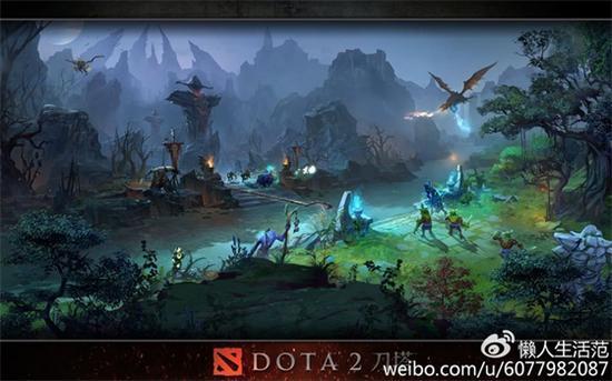 (三)dota2与战役